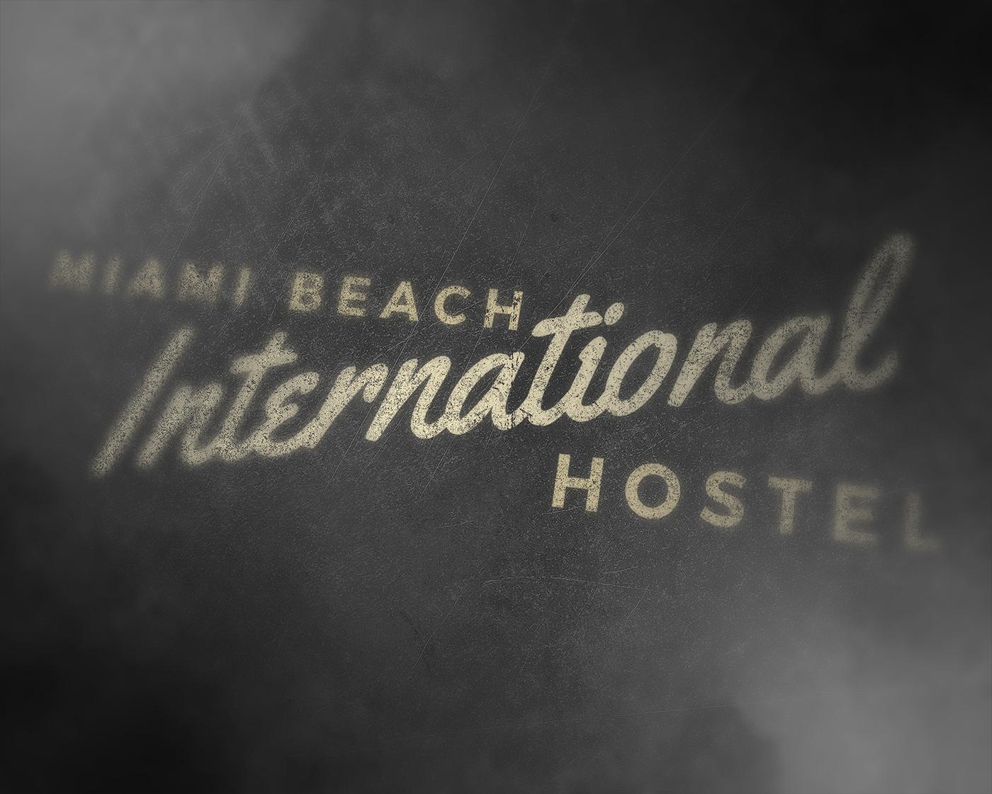 International Hostel – Branding
