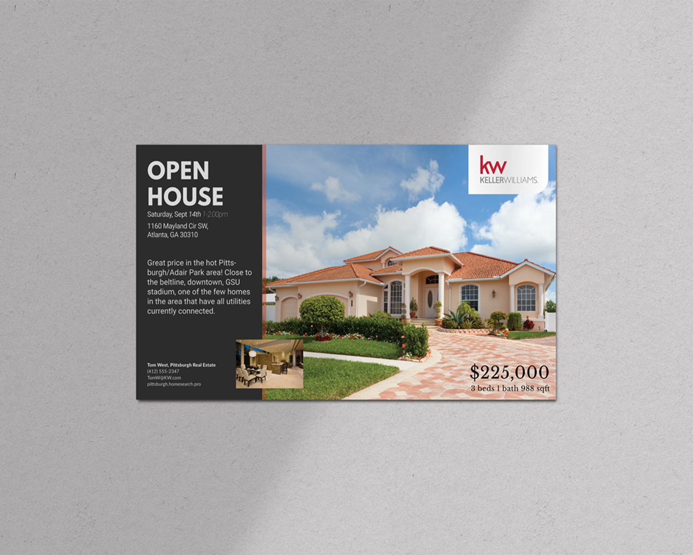 Keller Williams Realty – Social Media