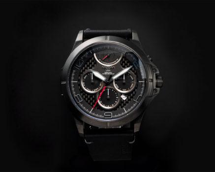 MTM – Watch Black Oconus
